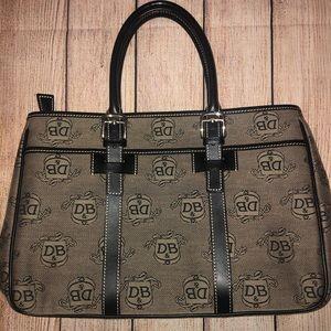 Dooney & Bourke Executive Bag Tote Satchel
